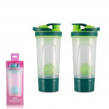 Спортивная бутылка-шейкер Remax Lotton Cup RT-CUP31 Зеленая 750мл