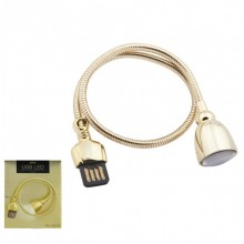 Беспроводная светодиодная LED лампа Remax Hose Lamp (RT-E602) от USB источника