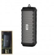 Bluetooth колонка Remax RB-M12 IPX7 водонепроницаемая Черная