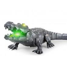 Интерактивный Крокодил со световыми и звуковыми эффектами
