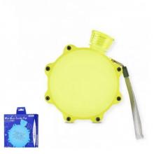 Бутылка для воды компактная Remax Mini Gear Lucky Cup RT-CUP36 Желтая 300мл