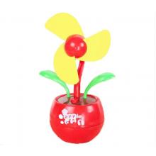 Портативный USB-вентилятор Smart Цветок Красный