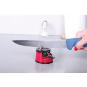 Точилка для ножей Ginza Micro Sharpener станок приспособление с выдвижным лезвием для заточки кухонных, охотничьих и туристических клинков