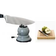 Точилка для ножей Samurai Pro Plus станок приспособление с выдвижным лезвием для заточки ножниц, кухонных, охотничьих и туристических клинков