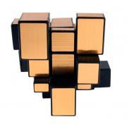 Антистресс Magic Cube Gd нестандартная головоломка Кубик Рубика с разными гранями 6 х 6 х 6 см Желтый