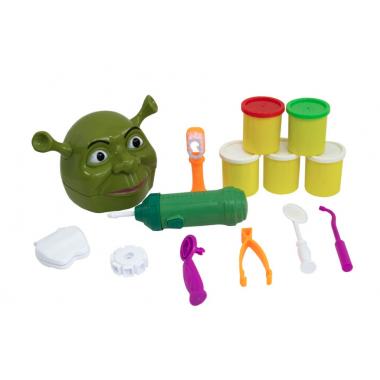 Игровой набор Mr. Toothy детский комплект инструментов для игры в доктора стоматолога от 3 лет
