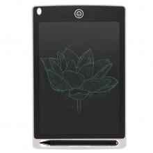 "Графический планшет Graphix Pro доска для рисования и заметок LCD 8.5"" стилус в комплекте 22.8 х 14.7 х 0.5 см Белый"