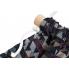 Гамак подвесной Бермудский Треугольник 208 х 120 см с чехлом и веревками для крепления