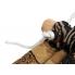 Гамак подвесной Сафари 208 х 120 см с чехлом и веревками для крепления