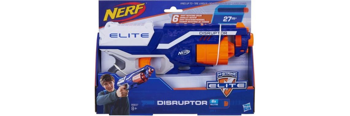 Бластер нерф Hasbro Nerf Elite Disruptor (B9837)