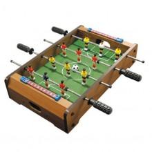 Настольный футбол Soccer Game Plus на штангах в деревянном корпусе