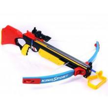 Арбалет LImo Toy Стрелок с лазерным прицелом и стрелами на присосках