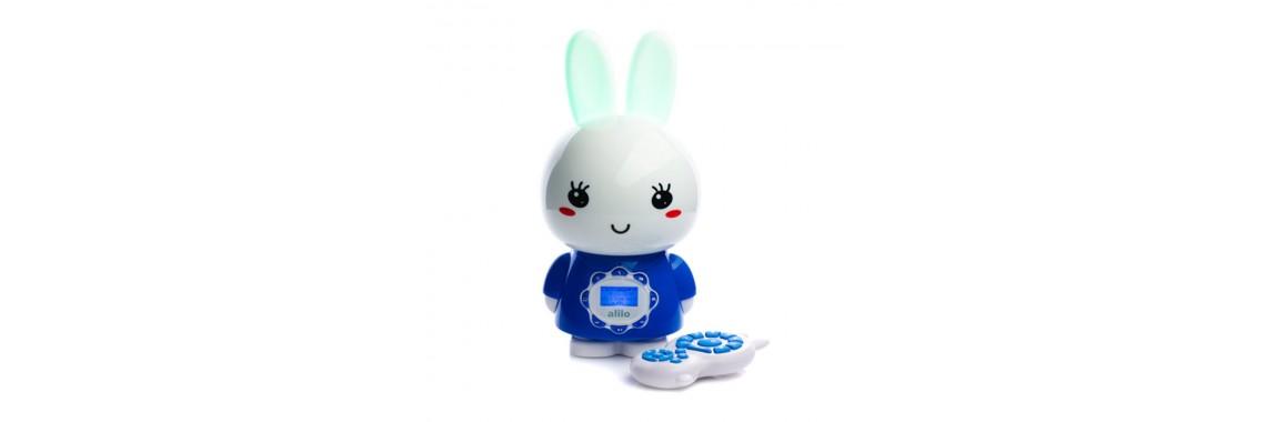 Интерактивная игрушка для малышей Зайка G7 Alilo с пультом